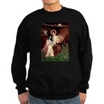 Angel (1) & Tri Cavalier Sweatshirt (dark)