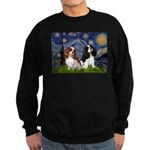 Starry Cavalier Pair Sweatshirt (dark)