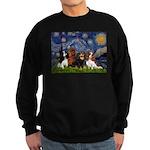 Starry / 4 Cavaliers Sweatshirt (dark)