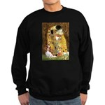 The Kiss & Cavalier Sweatshirt (dark)