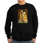 The Kiss & Chihuahua Sweatshirt (dark)