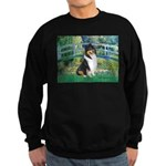 Bridge / Collie (tri) Sweatshirt (dark)