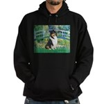 Bridge / Collie (tri) Hoodie (dark)