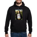 Mona's Coton de Tulear Hoodie (dark)