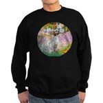 Garden / English Setter Sweatshirt (dark)