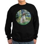 Bridge / English Setter Sweatshirt (dark)