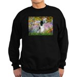 Monet's garden & Springer Sweatshirt (dark)