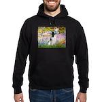 Monet's garden & Springer Hoodie (dark)