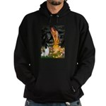 Fairies / Eng Springer Hoodie (dark)