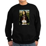 Mona/ English Springer Sweatshirt (dark)