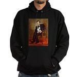 Lincoln / Smooth T (#1) Hoodie (dark)