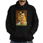 Kiss / Fox Terrier Hoodie (dark)