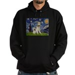 Starry / Fox Terrier (W) Hoodie (dark)