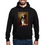 Lincoln's German Shepherd Hoodie (dark)