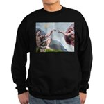Creation / G-Shep Sweatshirt (dark)