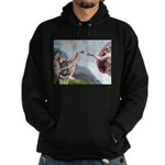 Creation / G-Shep Hoodie (dark)