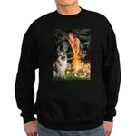 Fairies / G-Shep Sweatshirt (dark)