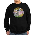 Garden/German Pointer Sweatshirt (dark)