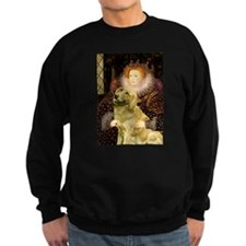 The Queen's Golden Sweatshirt