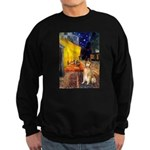 Cafe & Golden Sweatshirt (dark)