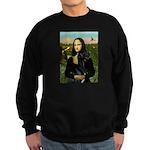 Mona / Gr Dane (bl) Sweatshirt (dark)