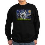 Starry / Gr Dane (h) Sweatshirt (dark)