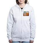 Room/Greater Swiss MD Women's Zip Hoodie