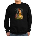 Fairies / Irish S Sweatshirt (dark)