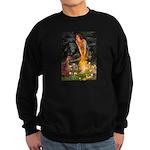 Fairies / Irish S Sweatshirt (dark)