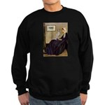 Whistler's / Ital Greyhound Sweatshirt (dark)