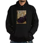 Whistler's / Ital Greyhound Hoodie (dark)