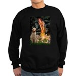 Fairies/ Italian Spinone Sweatshirt (dark)