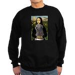 Mona / Irish Wolf Sweatshirt (dark)