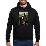 Mona's Black Lab Hoodie (dark)