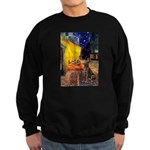 Cafe / Choc. Lab #11 Sweatshirt (dark)