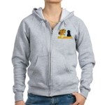 Sunflowers / Lab Women's Zip Hoodie