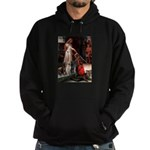 The Accolade & Lab Trio Hoodie (dark)