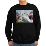 Creation / Lhasa Apso Sweatshirt (dark)