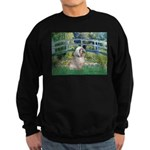 Bridge / Lhasa Apso Sweatshirt (dark)