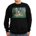 Bridge / Lhasa Apso Sweatshirt (dark)
