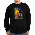 Cafe /Min Pinsche Sweatshirt (dark)