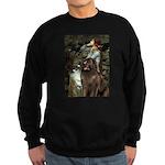Ophelia / Newfoundland Sweatshirt (dark)