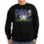 Starry Night / Landseer Sweatshirt (dark)