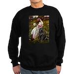 Windflowers / Newfoundland Sweatshirt (dark)