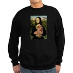 Mona / Norfolk Terrier Sweatshirt (dark)