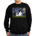 Starry Night Papillon Sweatshirt (dark)