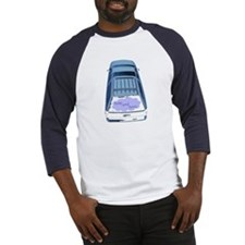 Long Roof Lover Station Wagon Baseball Jersey