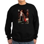Accolade / Std Poodle(b) Sweatshirt (dark)