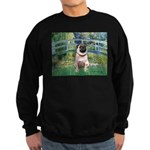 Bridge / Pug Sweatshirt (dark)