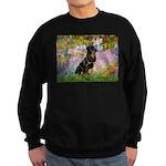 Garden / Rottweiler Sweatshirt (dark)